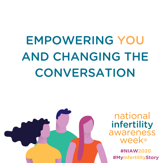 NIAW 2020: Empowering You and Changing the Conversation